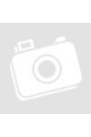 Garuda Silver Ezüst cirkónia köves szív medál gyönggyel díszítve